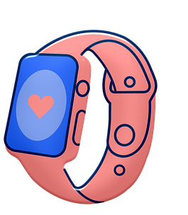 Variable Charge 4 Fitness Smartwatch